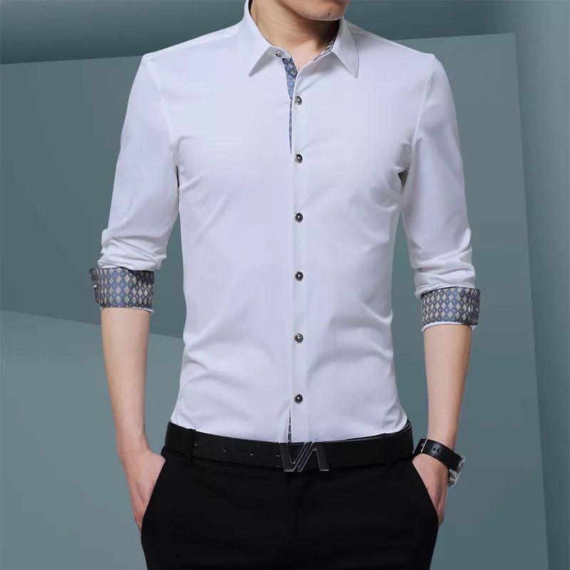 东莞条纹职业衬衫