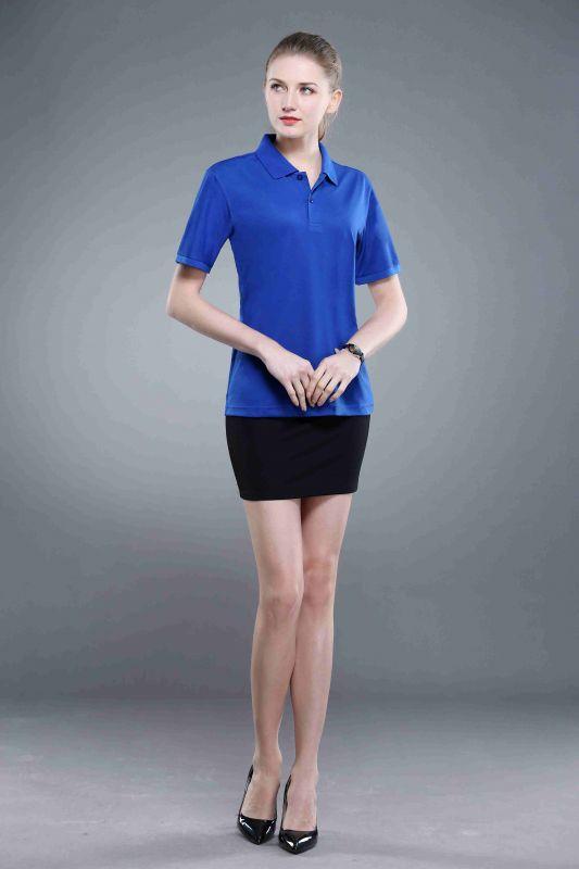 东莞深蓝色T恤