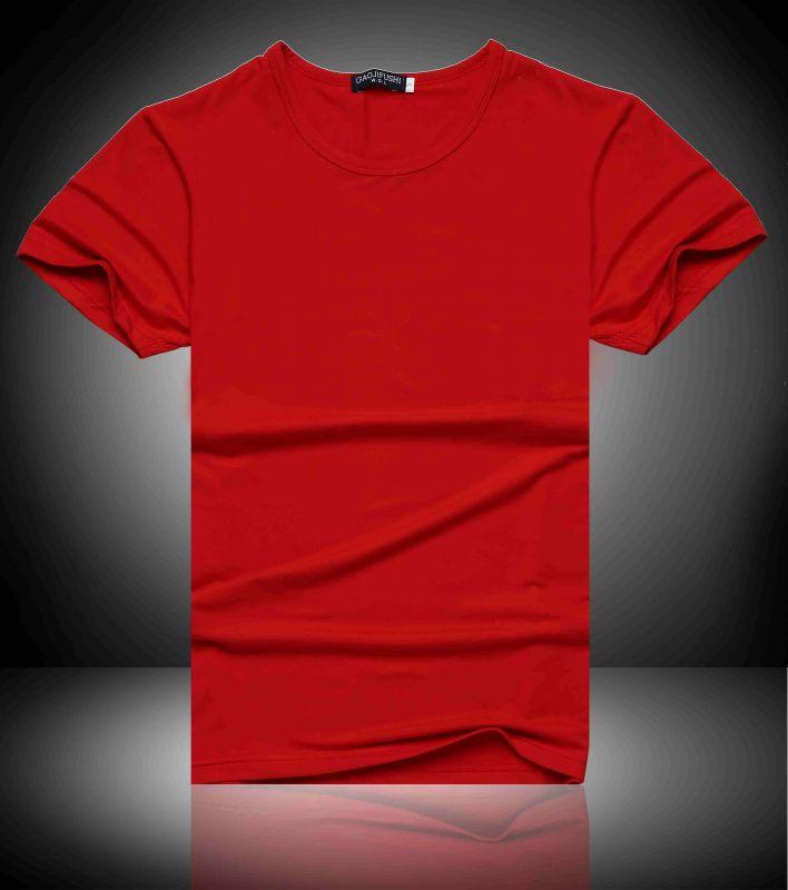 东莞红色T恤