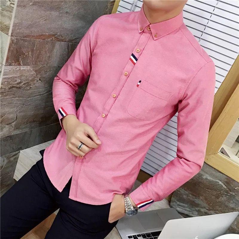 东莞粉红色衬衫