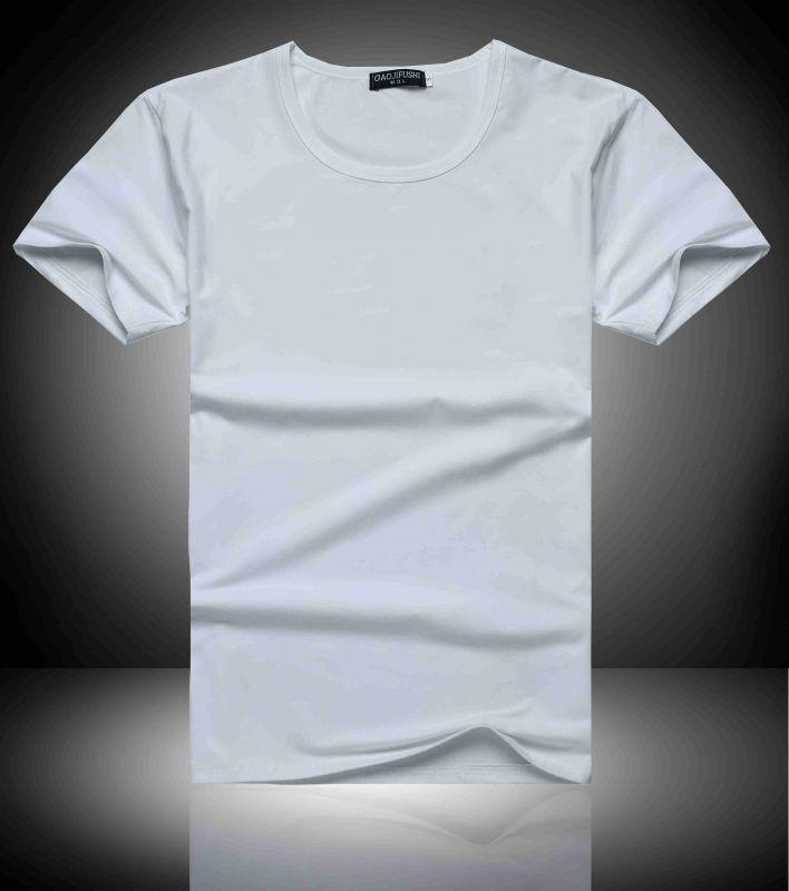 流行印花短袖t恤