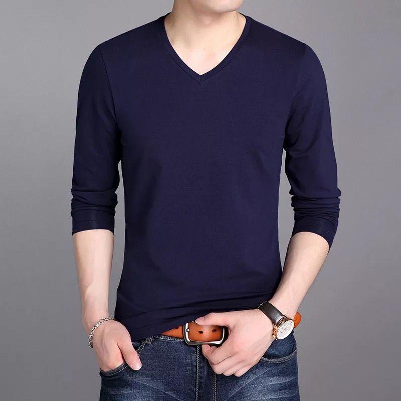 定制长袖T恤衫应该注意什么呢?