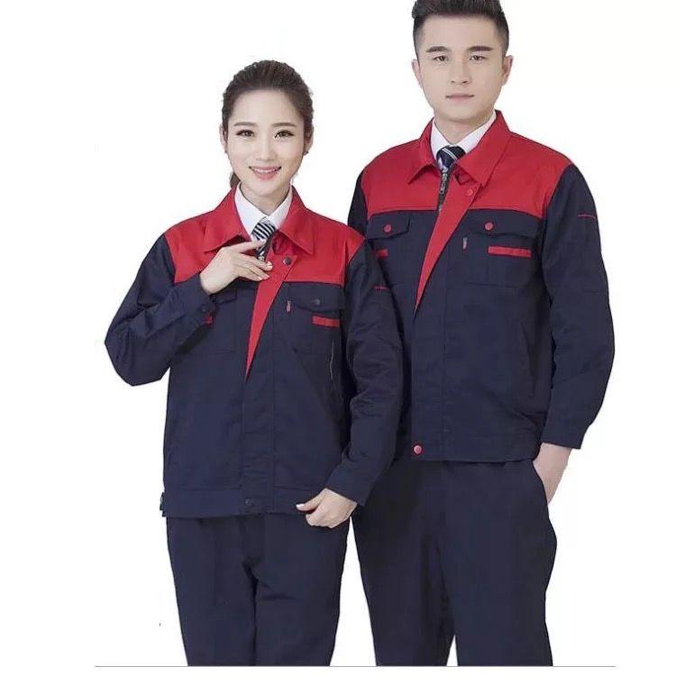 企业如何选择订制东莞工作服?