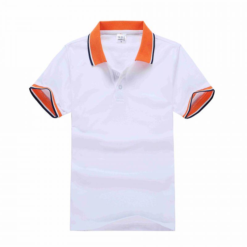 短袖T恤工作服定制怎么选尺码?