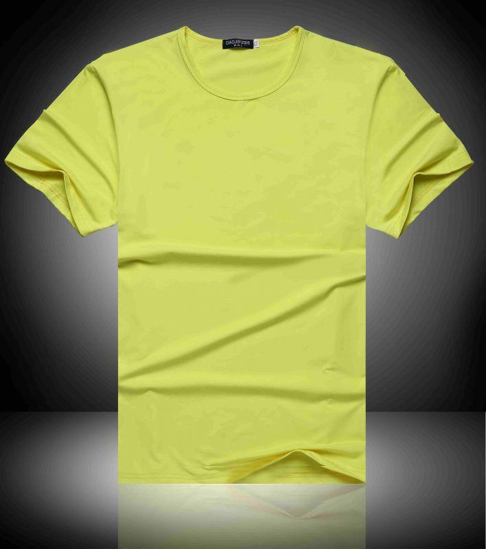 定做T恤衫面料怎么选?