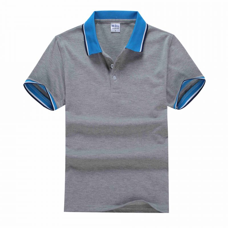 T恤衫和Polo衫的区别