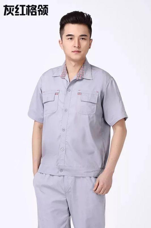全棉东莞工作服和纯棉东莞工作服,不是一回事别被忽悠了。