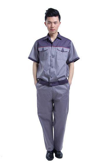 夏季短袖东莞工作服定制需要哪些特性?