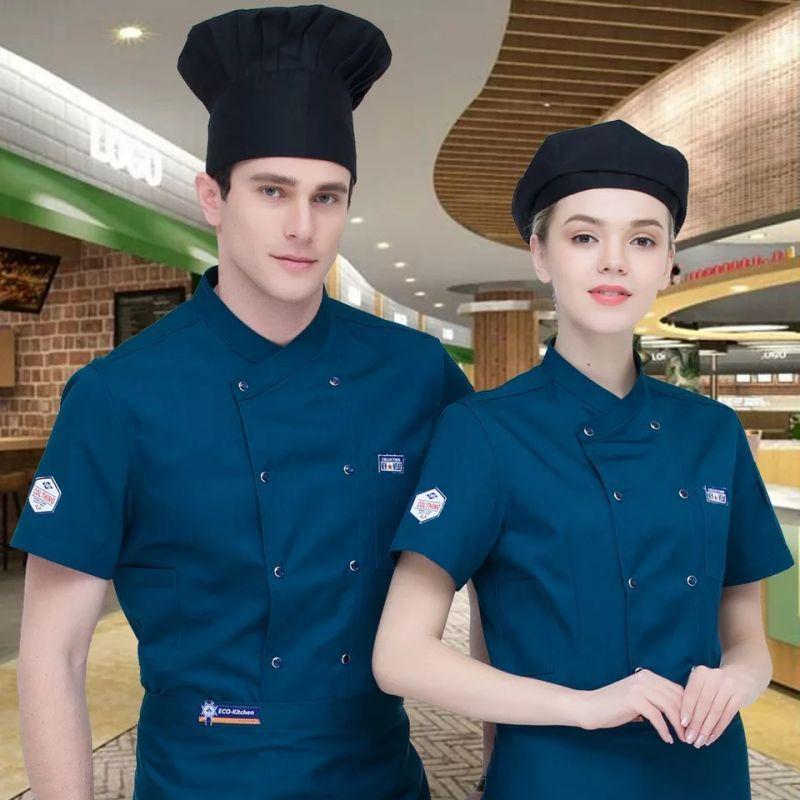 定做厨师东莞工作服舒适最重要