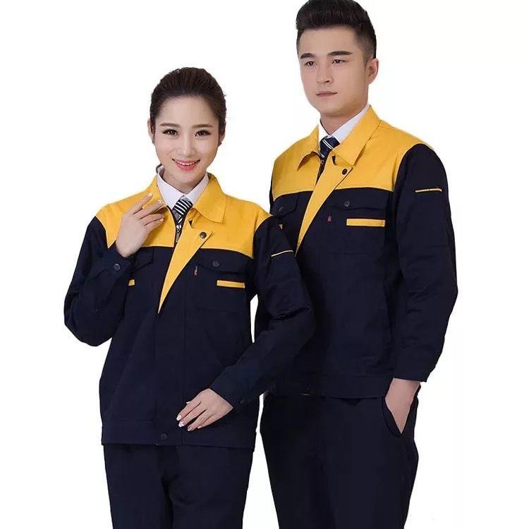 选择合适的东莞工作服订制厂家才能在做出好的东莞工作服