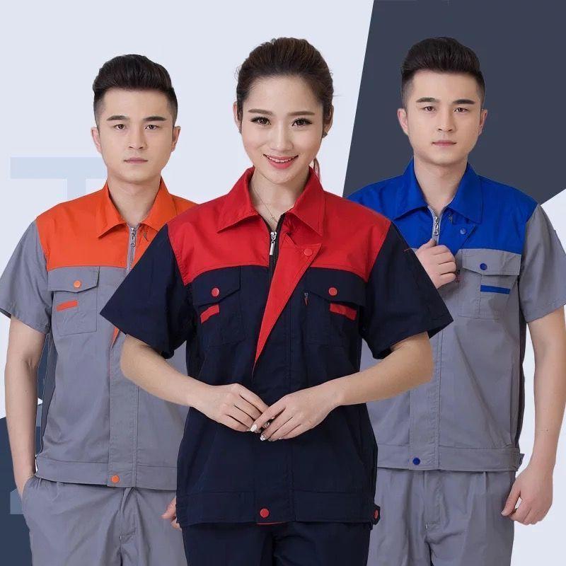 不同行业夏季定做东莞工作服款式该如何选择?