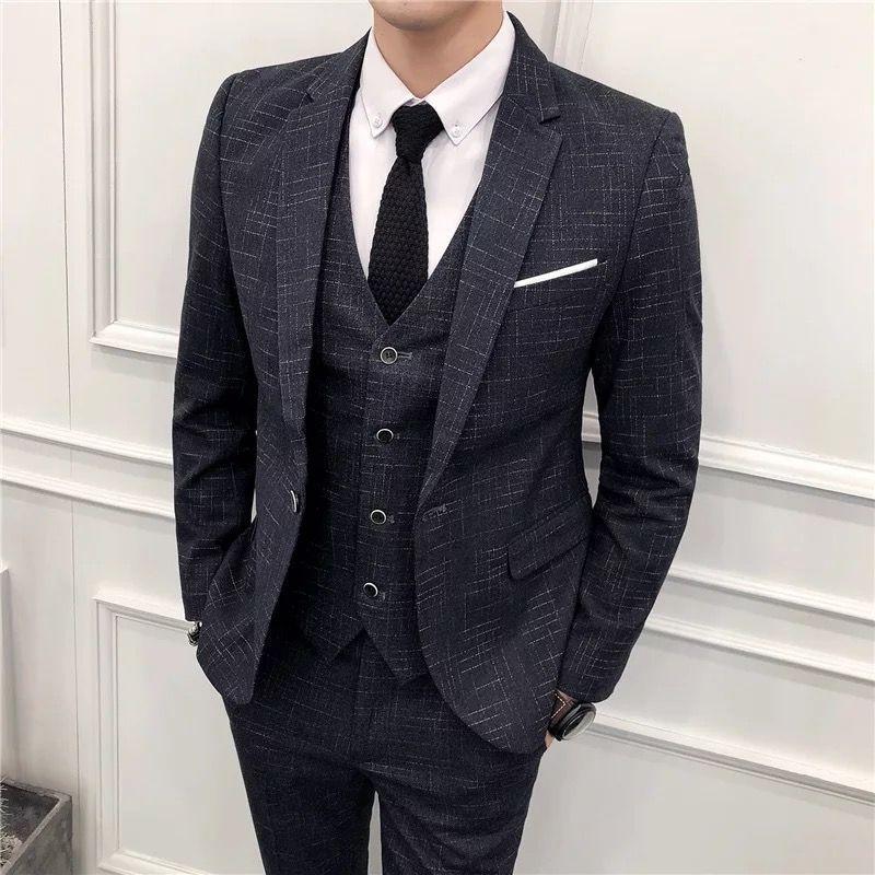 男士定制西装让你穿出时尚