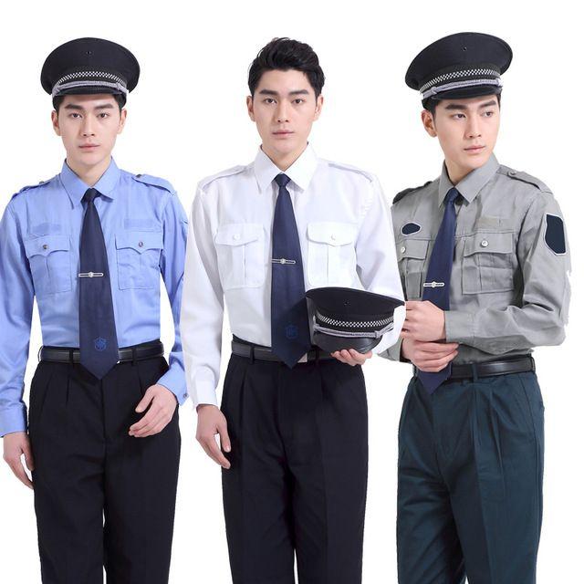保安工作服面料怎么选?全国保安服装都是统一的吗?